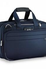 BRIGGS & RILEY 231X-5 NAVY EXPANDABLE CABIN BAG