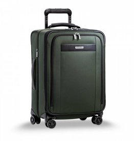 BRIGGS & RILEY TU422SPX TALL CARRYON ON U.S. EXPANDABLE SPINNER