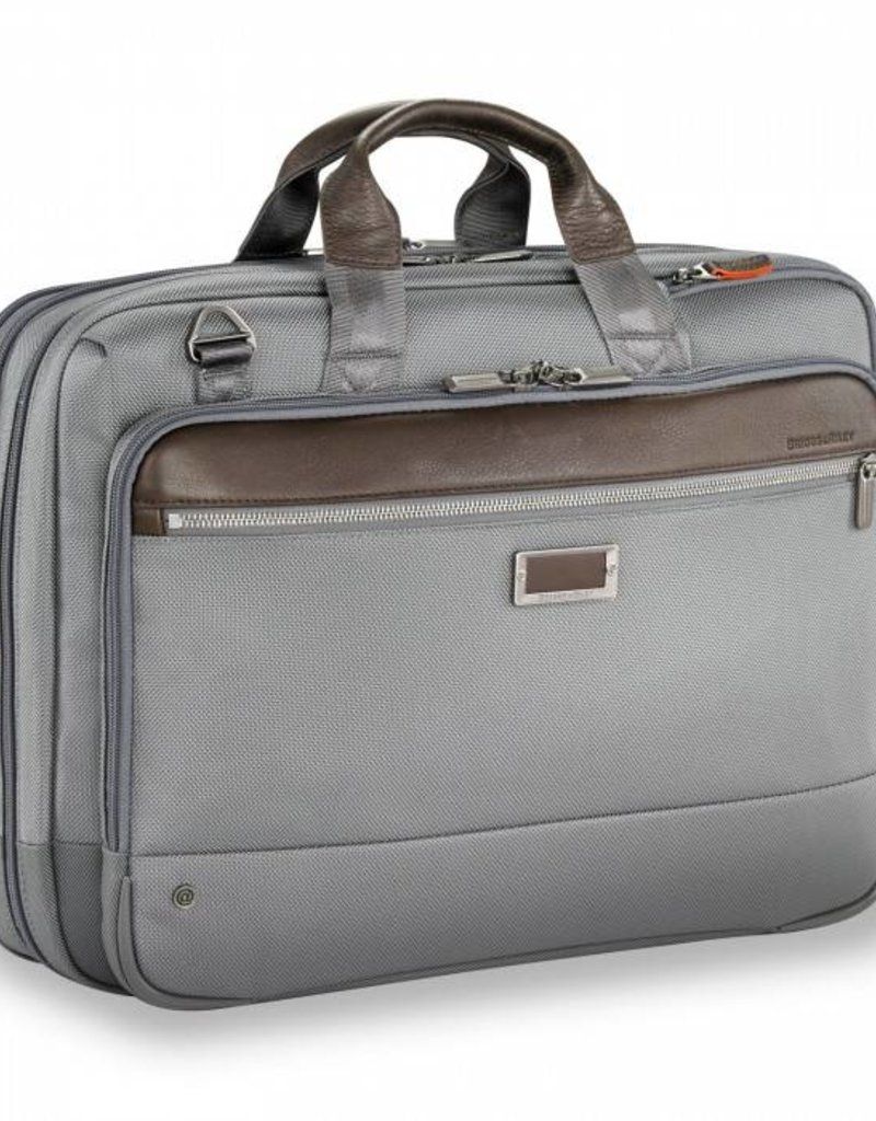 BRIGGS & RILEY KB437X-10 LARGE EXPANDABLE BRIEF #