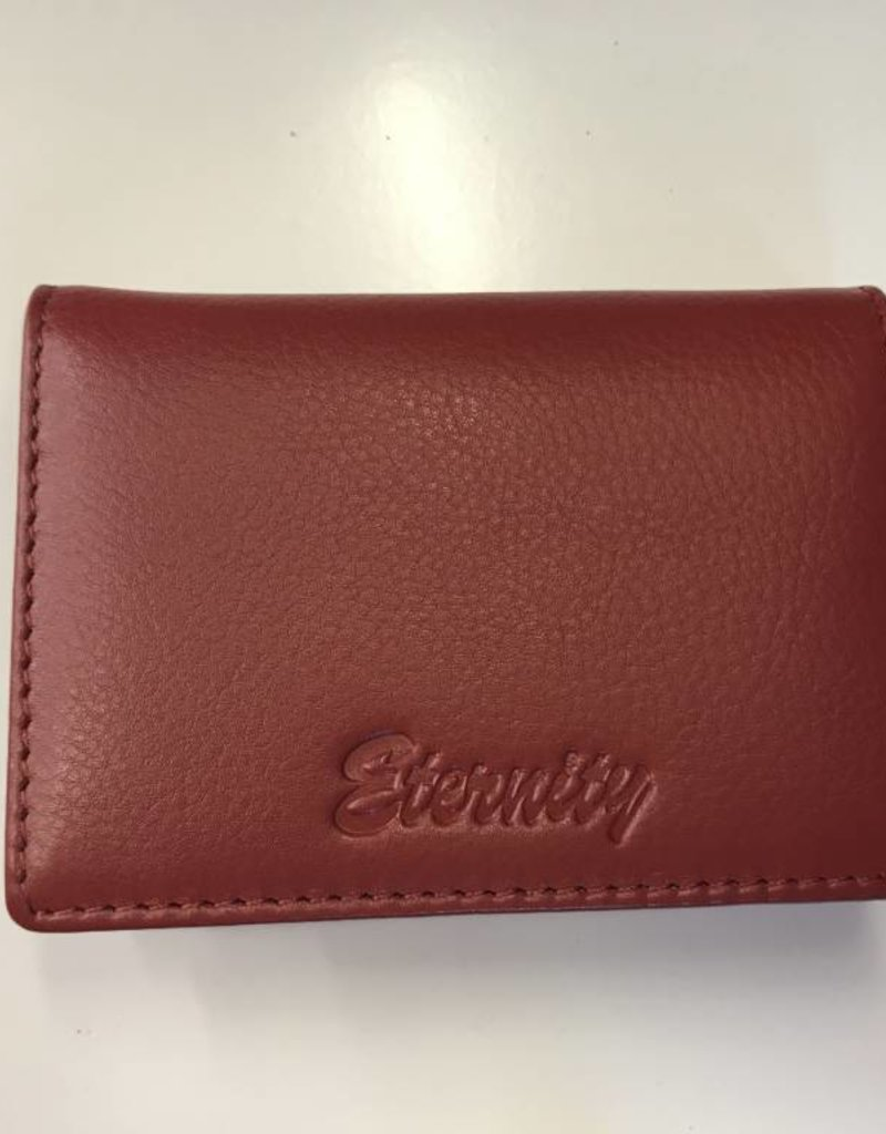 SGI LEATHERGOODS 1010 RFID LEATHER CARD CASE