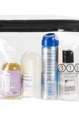 LEWIS N CLARK 311 QUART SIZE CARRY ON CLEAR POUCH