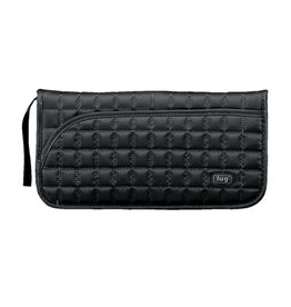 LUGLIFE TANGO WALLET BRUSHED BLACK