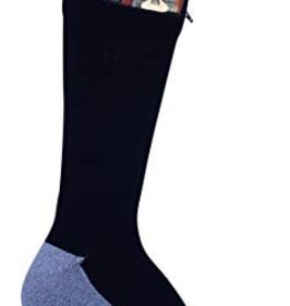 POCKET SOCKS PASSPORT SECURITY SOCKS  LARGE BLACK