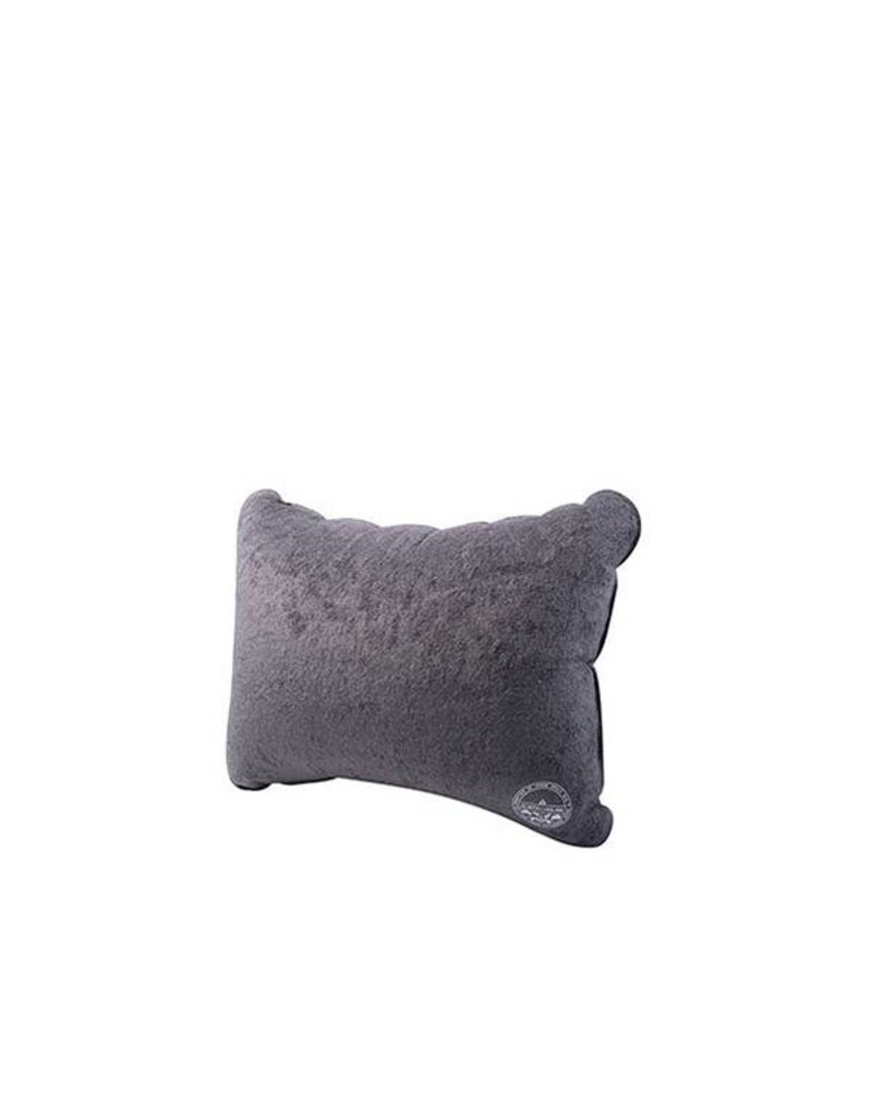 AUSTIN HOUSE AH73MUO1 MULTI USE INFLATABLE PILLOW GREY