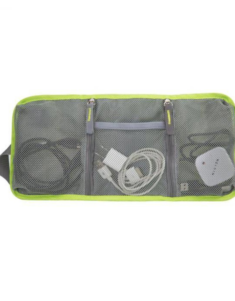 TRAVELON 43134 410 LIME TECH ORGANIZER
