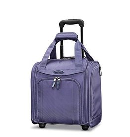 SAMSONITE WHEELED UNDERSEATER SMALL CLOUD PURPLE