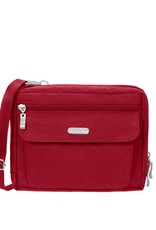 BAGGALLINI WAN839 BURGUNDY  FASHION