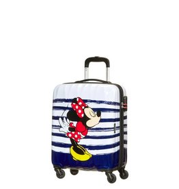 AMERICAN TOURISTER MINNIE KISS SPINNER CARRY ON