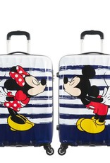 AMERICAN TOURISTER SAMSONITE MINNIE KISS SPINNER CARRY ON 92699