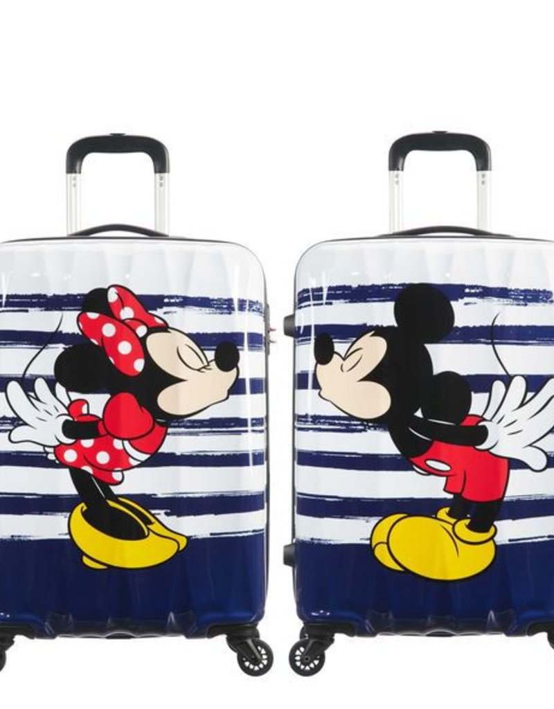 AMERICAN TOURISTER 926996974 MINNIE KISS SPINNER CARRY ON