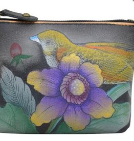ANUSCHKA 1031 VBQ  LEATHER COIN POUCH