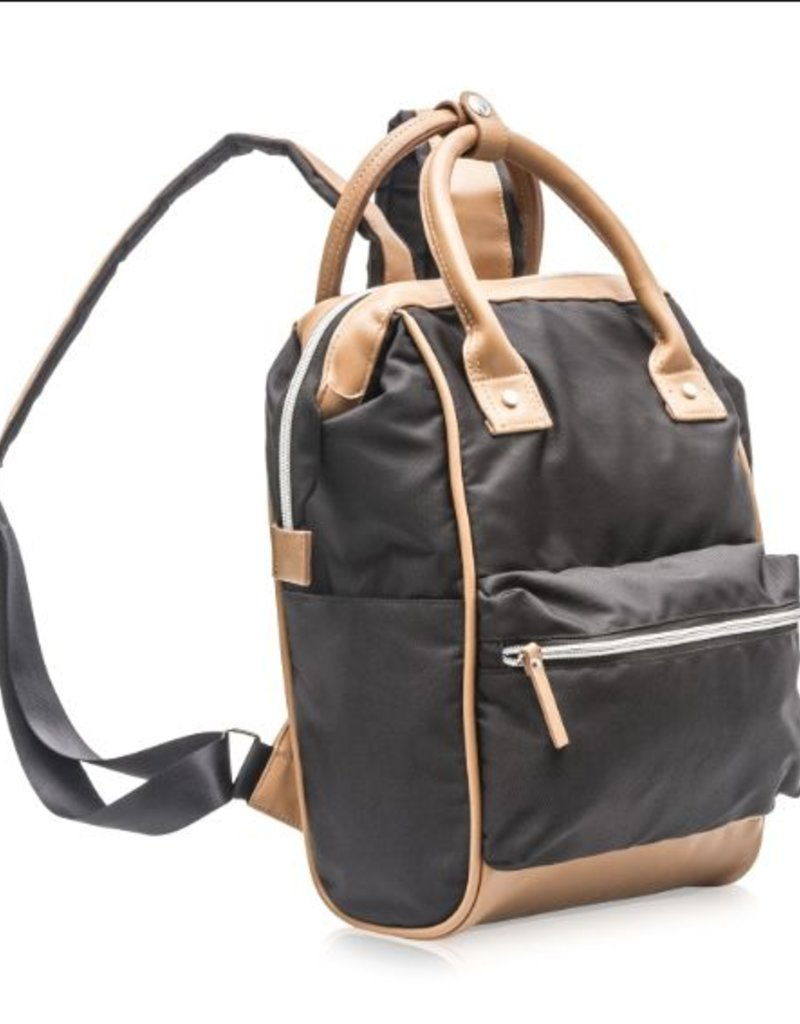 cosmopolitan A2211 COSMOPOLITAN DR. BACKPACK BLACK