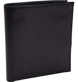 BOSCA ITALIAN LEATHER  ID HIPSTER  WALLET