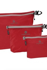 EAGLE CREEK EAGLE CREEK PACK-IT SPECTER SAC SET RED
