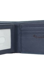 ANUSCHKA 3000 VCR RFID LEATHER TWO FOLD WALLET