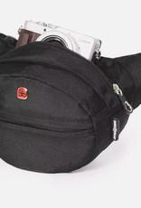SWISS GEAR SWT0374R RFID WAIST BAG ORGANIZER