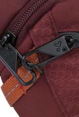 TRAVELON 43127 WINE  ANTI THEFT WAIST BAG#