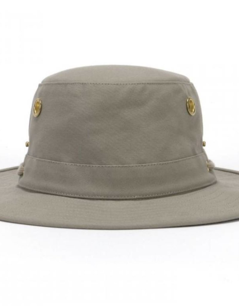 TILLEY T3  COTTON DUCK  7 1/2  KHAKI