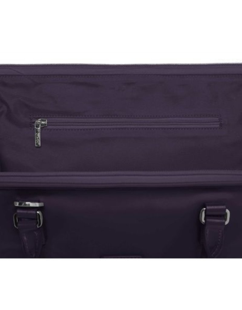 LIPAULT LIPAULT PURPLE WEEKEND M BAG 110853