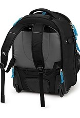 HIGH SIERRA 636113059  WHEELED BACKPACK WITH REMOVABLE DAYPACK BLACK