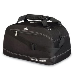 HIGH SIERRA 536071041 BLACK 20 HIGH SIERRA PACKNGO DUFFLE BAG