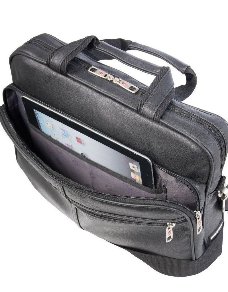 SWISS GEAR SWA 5103 BLACK BRIEFCASE