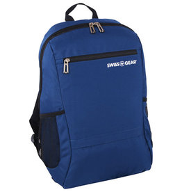 SWISS GEAR BLUE BACKPACK