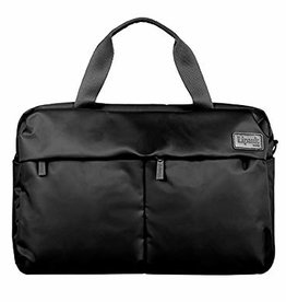 LIPAULT BLACK LIPAULT 24 HOUR TOTE BAG M