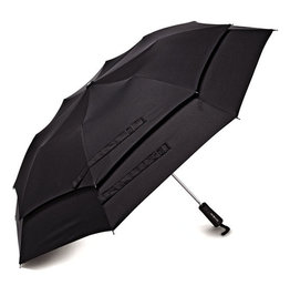 SAMSONITE BLACK WINDGUARD AUTO OPEN UMBRELLA