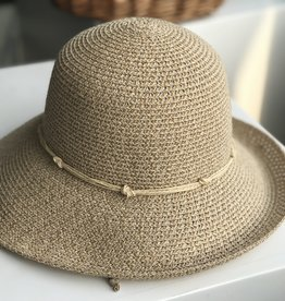 PARKURST 17002 IBIZA BUCKET HAT PK9 NATURAL MIX
