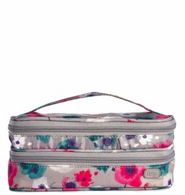 LUGLIFE DOUBLE DECKER TOILETRY BAG ASSORTED COLOURS