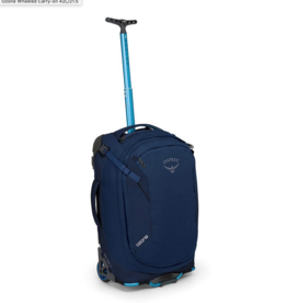 OSPREY OZONE WHEELED CARRY-ON 42L/21.5 ASSORTED COLOURS