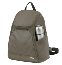 TRAVELON NUTMEG ANTI THEFT BACKPACK  ASSORTED COLOURS