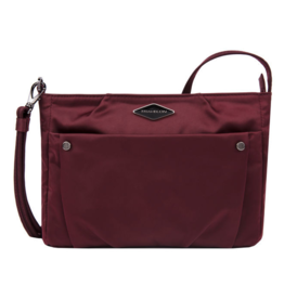 TRAVELON Anti-Theft Parkview Small Crossbody  ASSORTED COLOURS