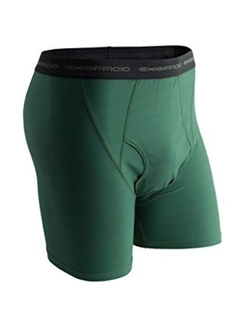 EXOFFICIO 12412172 M HEMLOCK M GNG BOXER BRIEF