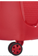 "DELSEY 3844821 28"" RED SPINNER MONCEY"