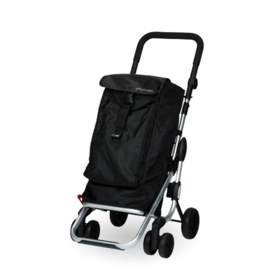 24910 DCH-211 BLACK GO UP SHOPPING CART
