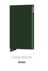 SECRID CARDPROTECTOR GREEN METAL