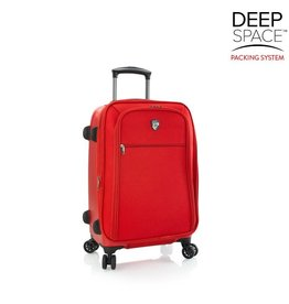 HEYS Stratos Hybrid Red Deep Space weekender SPINNER