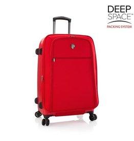 "HEYS Stratos Hybrid – Deep Space 26"" SPINNER RED"