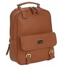 RENWICK LEATHER MINI BACKPACK  ASSORTED COLOURS