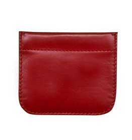 ILI LEATHER COIN CASE  ASSORTED COLOURS