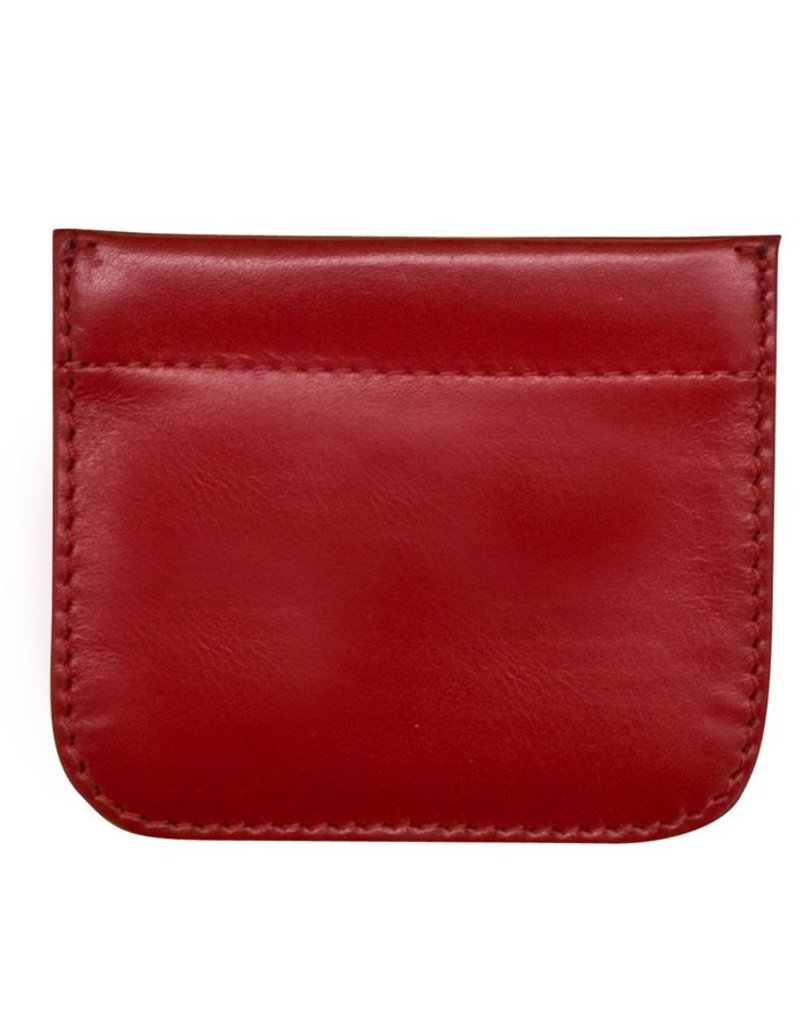 ILI 6458 LEATHER COIN CASE