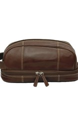 ILI 6403 LEATHER TOILETRY