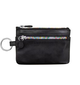 ILI RFID ID. COIN PURSE  ASSORTED COLOURS