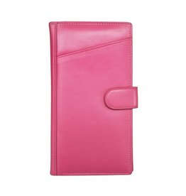 ILI 7504 RFID TRAVEL WALLET ASSORTED COLOURS