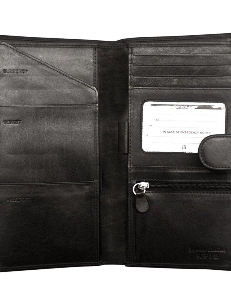 ILI 7504 RFID TRAVEL WALLET