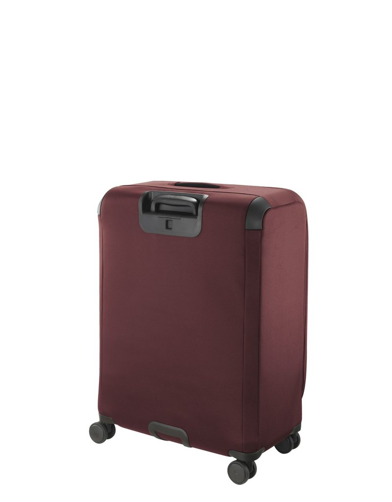 605658 CONNEX LARGE SS UPRIGHT SPINNER BURGUNDY