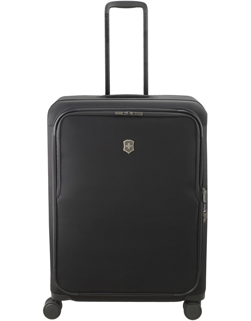 605656 CONNEX LARGE SS UPRIGHT SPINNER BLACK