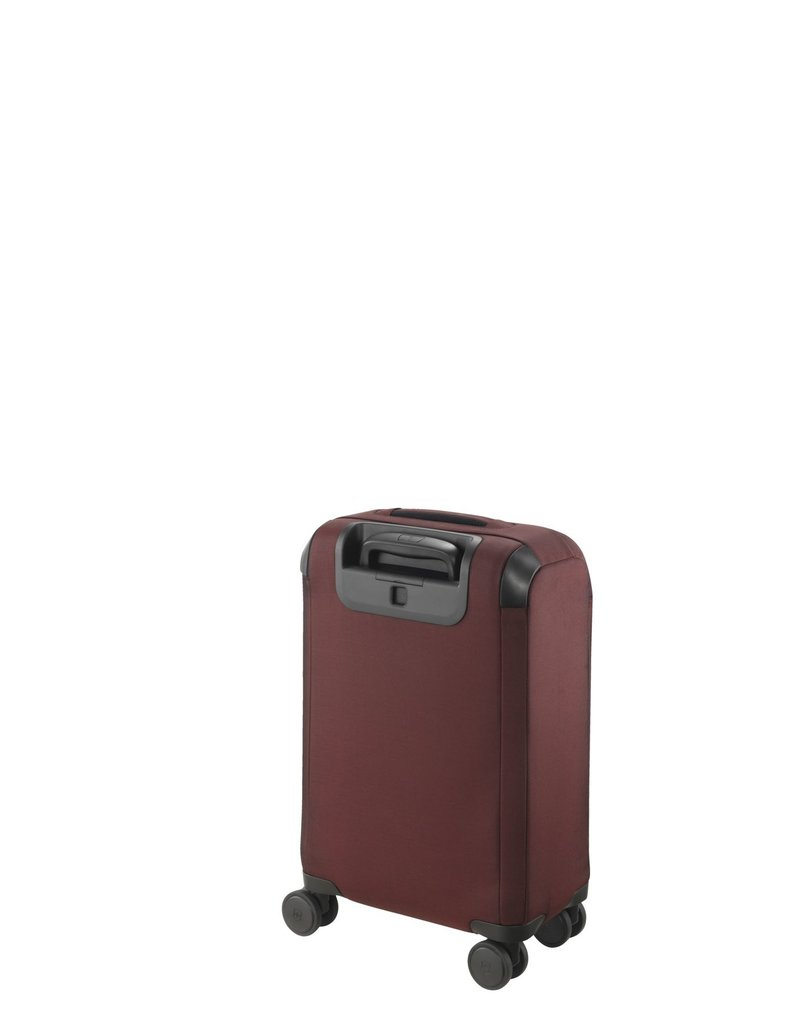 605652 CONNEX SS FREQ FLYER CARRY ON BURGUNDY